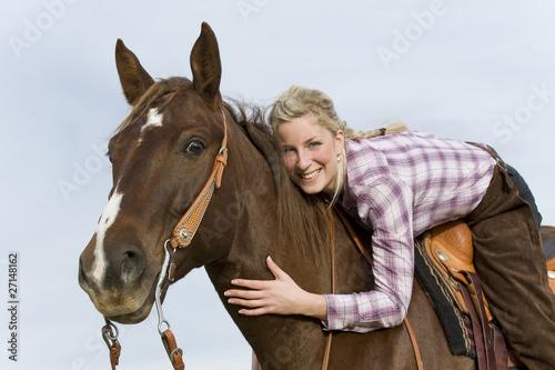 Leinwandbilder,pferd,riders,portrait,reitend