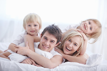 Happiness family