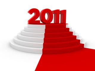 2011 red carpet