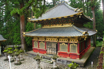 The most beautiful japanese temple (Nikko)