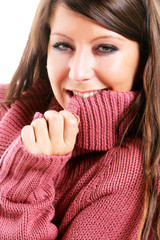 Young Woman. Model Released