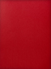Vertical linen texture red background