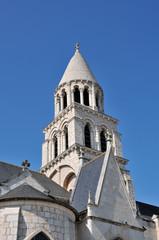 Clocher de l'église Notre-Dame la Grande de Poitiers