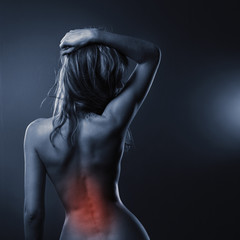 Pain in a back