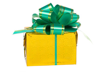 Box with present