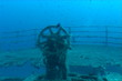 ship wreck underwater diving video