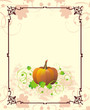 Thanksgiving holiday frame