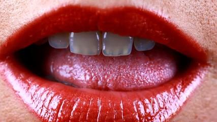 la langue....
