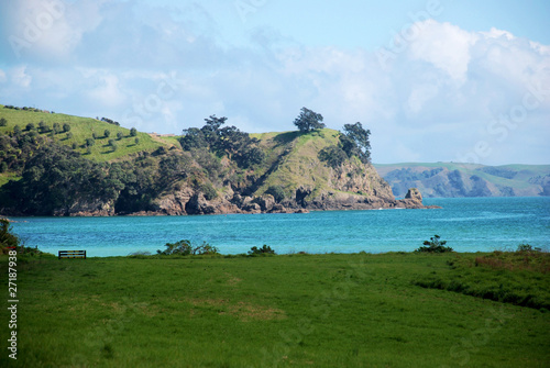 canvas print picture Waiheke Island