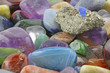 Crystal gemstone selection