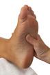Fussreflexionenmassage