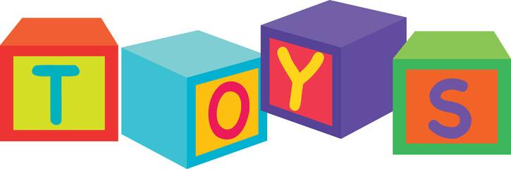 toys blocks