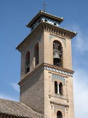 Kirche Santa Ana in Granada