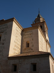 Kirche Santa maria in der Alhambra