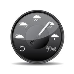 Icono simbolos tiempo