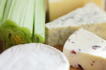 Cheese and Celery