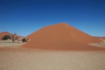 Düne 45, Sossusvlei, Namibia