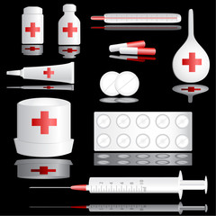 Medical icon set _1