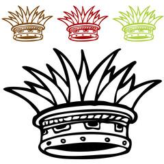 Jungle Crown