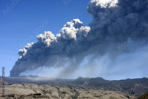 Eyjafjallajökull Vulkan Island - 27210700