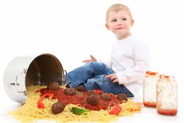 Spaghetti Children
