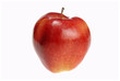 Apfel Gloster freigestellt - apple Gloster isolated 01