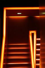 Treppe im Licht