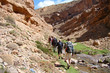 Les gorges de Wandras, dans le Haut Atlas (Maroc)