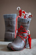 Nikolaus Weihnachten Stiefel