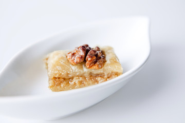 Türkisch Süss mit Wallnuss