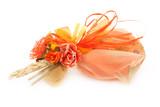 Orange Wedding Favor poster