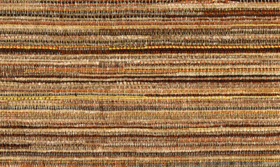 Fibrous synthetic fabric