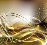 Fototapety Abstract Vector Wave