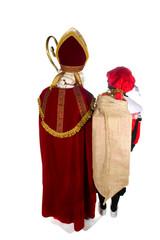 Sinterklaas and Black Piet