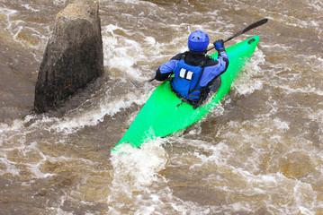 Sport de rivière