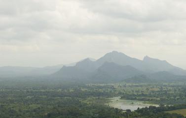 From the Sigiriya