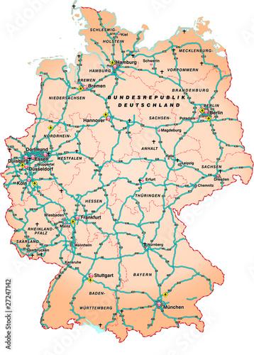 Autobanden deutschland
