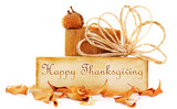 Fototapety Thanksgiving decoration