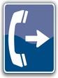 pancarte téléphone