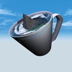 Die Welt in der Tasse