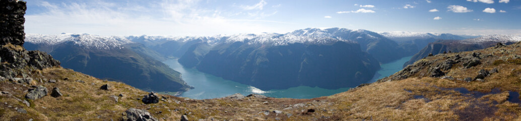 Fjord Panoramic