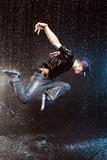 Fototapeta działanie - równowaga - Zdrowie / Gimnastyka / Taniec