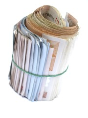 Euro notes rolled