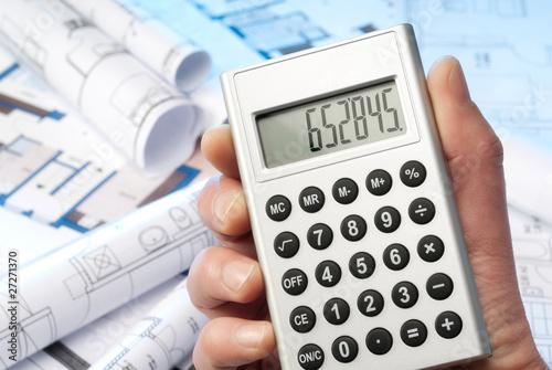 kalkulation der baukosten von eisenhans lizenzfreies foto 27271370 auf. Black Bedroom Furniture Sets. Home Design Ideas