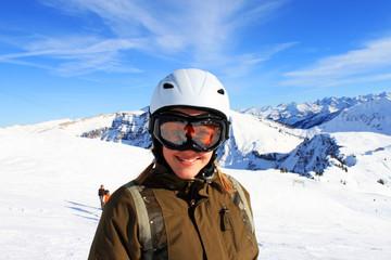 Skifahren Diedamskopf