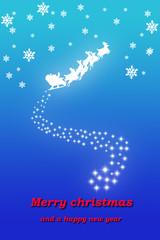 merry christmas - illustration