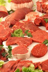 Assortiment de viande