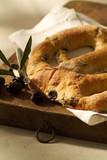 Fototapety Fougasse aux olives