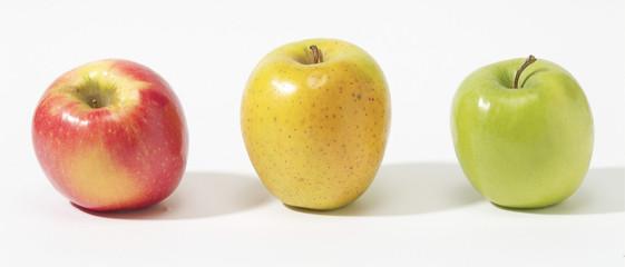 Assortiment de pommes