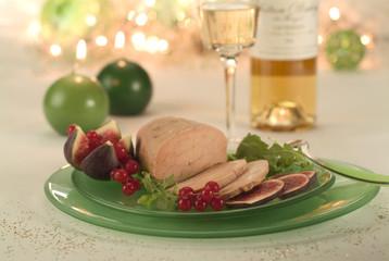 Foie gras de Noël